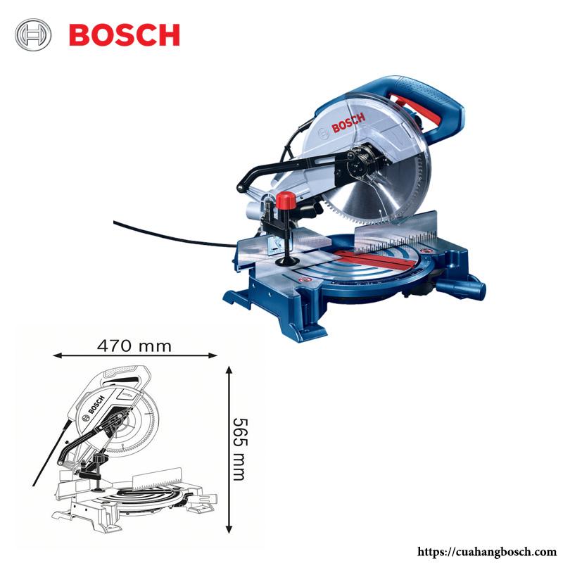 Máy cắt đa năng Bosch GCM 10 MX chính hãng chất lượng cao