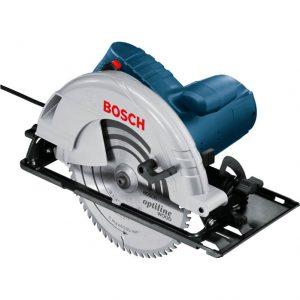 Máy cưa đĩa cầm tay chính hãng Bosch GKS 235 turbo giúp tăng cao hiệu quả làm việc