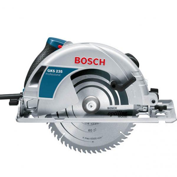 Bosch GKS 235 dòng máy cưa gỗ chuyên nghiệp với năng suất lao động cao