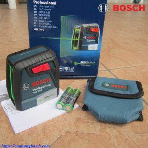 Hình ảnh thực tế dòng máy cân mực tia laser xanh Bosch GLL 30 G