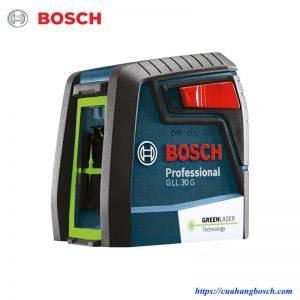 Máy cân mực laser tia xanh Bosch GLL 30 G chính hãng