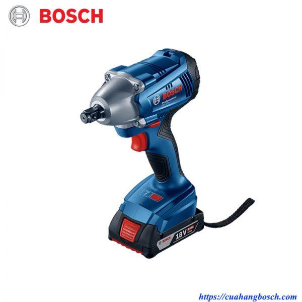 Máy siết ốc vít động lực dùng pin Bosch GDS 250 chính hãng chất lượng cao