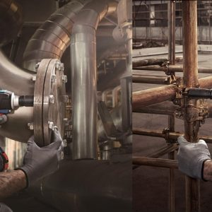Bosch GDS 18V-EC 300 ABR hiện đại cho khả năng ứng dụng đa dạng trong thực tế