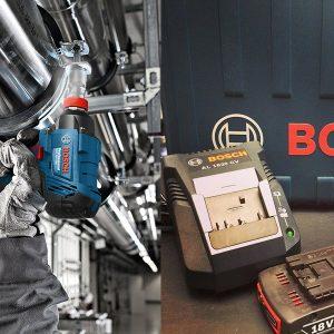 Bosch GDX 180 LI cho hiệu quả cao trong công việc