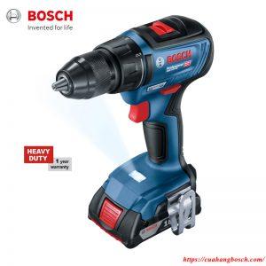 Bosch GSR 18V-50 dòng khoan bắt vít không chổi than dùng pin mới nhất