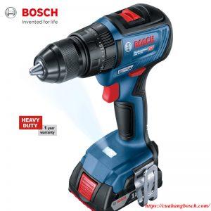 Máy khoan động lực dùng pin Bosch GSB 18V-50 không chổi than mới