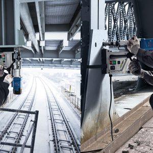 Máy khoan từ Bosch GBM 50-2 hỗ trợ nâng cao hiệu suất công việc