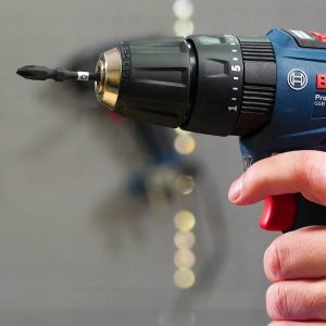 Hình ảnh thi công ngoài thực tế của dòng máy khoan pin Bosch GSR 12V-30