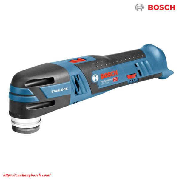 Máy cắt đa năng sử dụng pin Bosch GOP 12v-28 tiện lợi