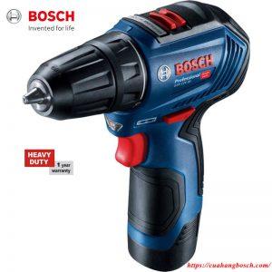 Máy khoan vặn vít dùng pin Bosch GSR 12V-30 chính hãng
