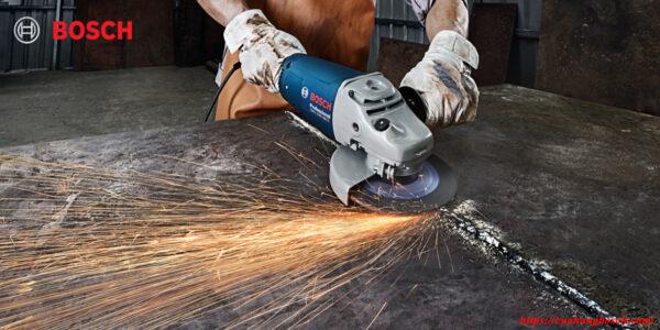 Thực hiện công việc dễ dàng với sự trợ giúp của máy mài góc Bosch GWS 2200