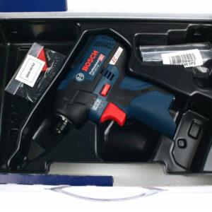 Hình ảnh thực tế dòng máy bắt vít dùng pin Bosch GDR 12V-110 solo