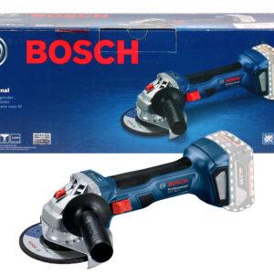 Máy mài góc Bosch GWS 180 LI Solo nhỏ gọn cho hiệu quả công việc cao