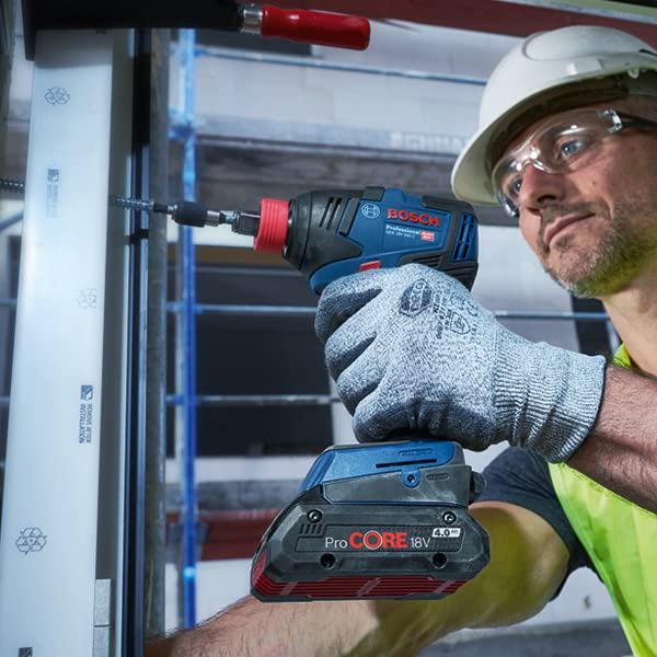 Bosch GDX 18V-200C mạnh mẽ trong mọi công việc