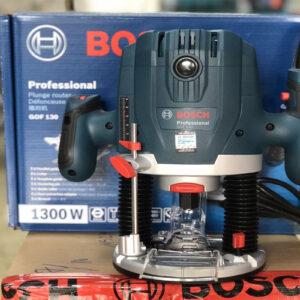 Hình ảnh thực tế máy phay Bosch GOF 130 chính hãng