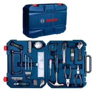 Bộ dụng cụ đa năng Bosch 108 món tiện lợi trong mọi công việc