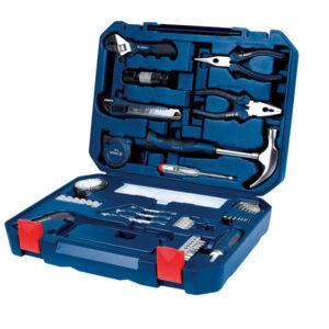 Chi tiết các phụ kiện trong bộ dụng cụ 108 món Bosch